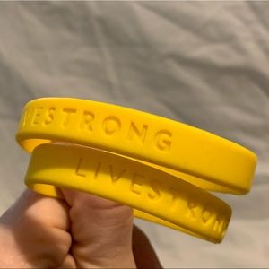 Nike Accessories - ⚡️Nike Livestrong Bracelet